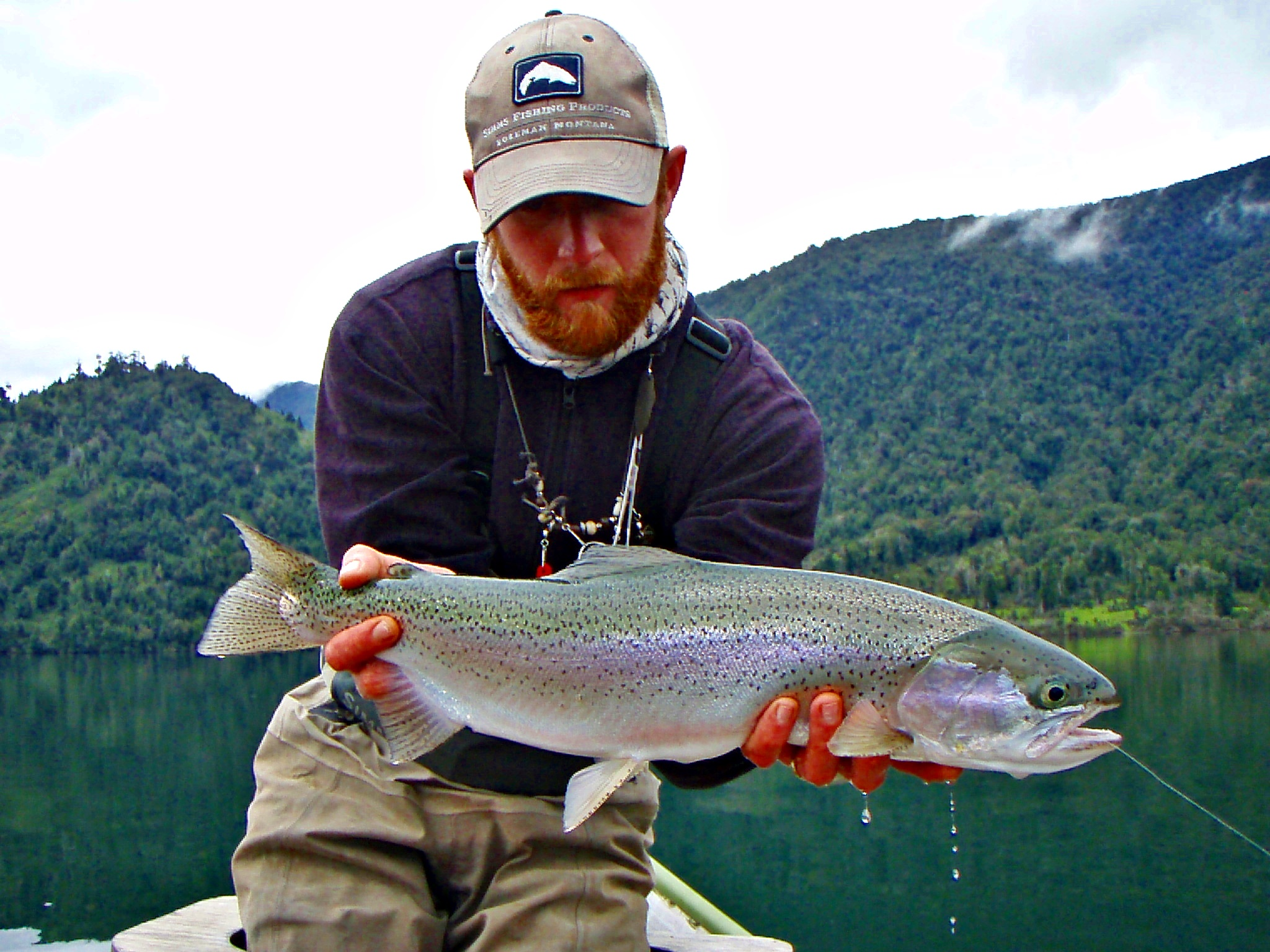 Fly Fishing Chile | Chile Fly Fishing | Fly Fishing Chile Guide | Patagonia Trout Adventures |