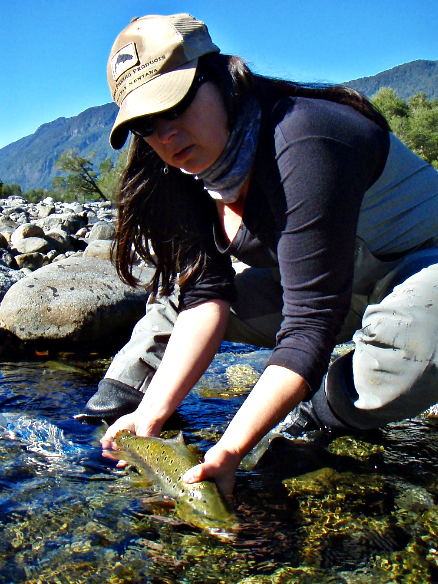 Chile Fly Fishing | Fly Fishing Chile | Chile Fishing Guide | Patagonia Trout Adventures |