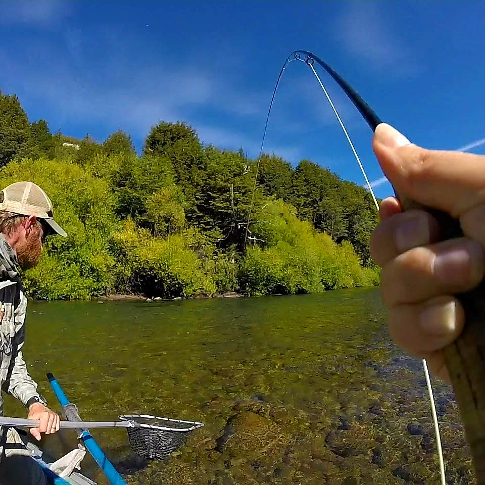 Patagonia Fly Fishing Guide |  Fly Fishing Patagonia Chile | Chile Fly Fishing Guide |  Patagonia Trout Adventures |