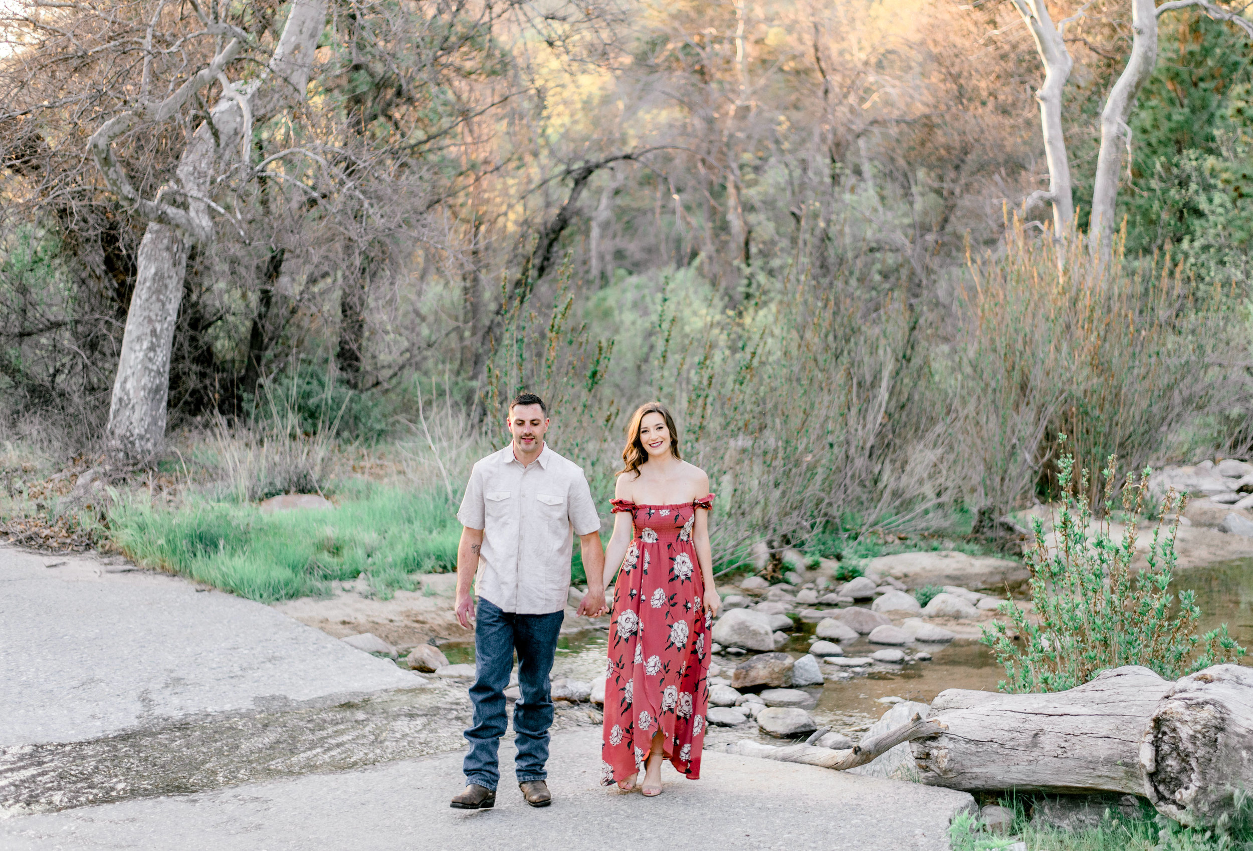 Lake Arrowhead Engagement