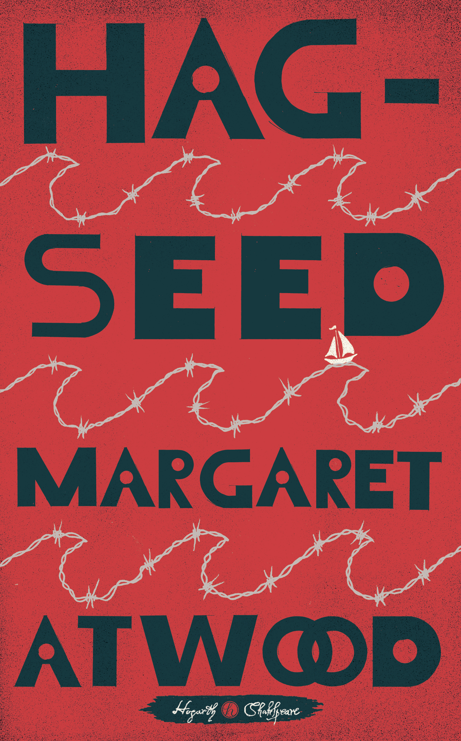 JUNEHAGSEEDMARGARET ATTWOOD - When Felix is deposed as artistic director of the Makeshiweg Theatre Festival by his devious assistant and longtime enemy, his production of The Tempest is canceled and he is heartbroken. Reduced to a life of exile in rural southern Ontario—accompanied only by his fantasy daughter, Miranda, who died twelve years ago—Felix devises a plan for retribution.