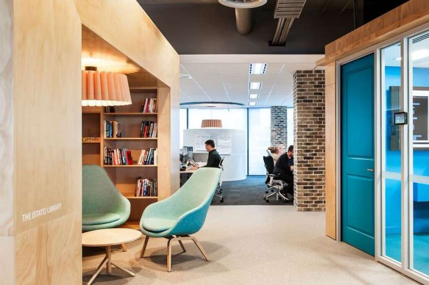 Designing A Healthy Workplace -