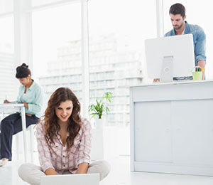 Could the traditional work desk hold the secret to workplace wellbeing? - Article by HC Online