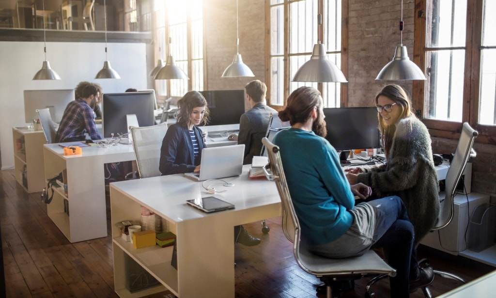 3 ways to boost productivity through ABW and workplace design - Article by Inside HR