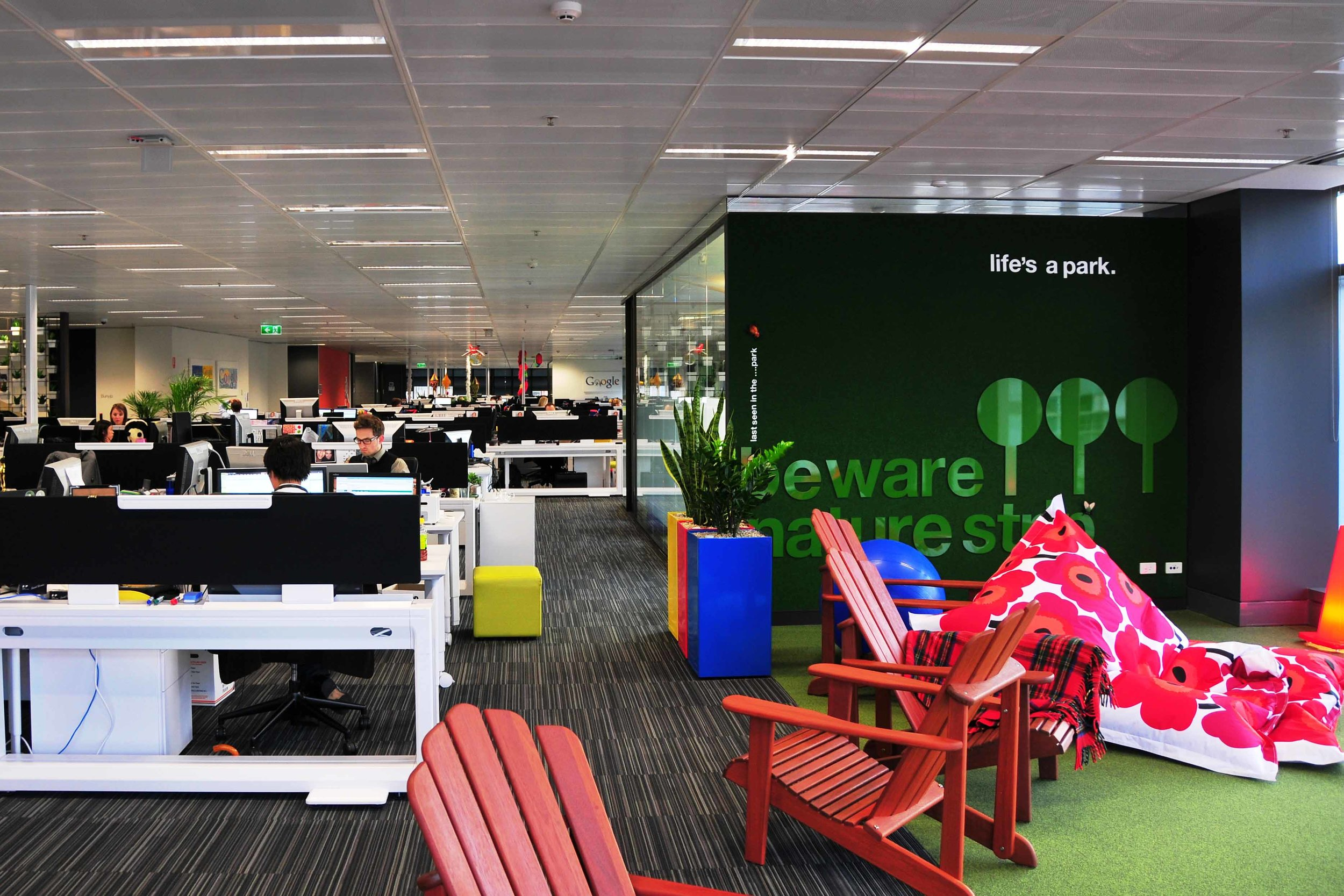 Why a fun workplace is more productive - Article by My Business
