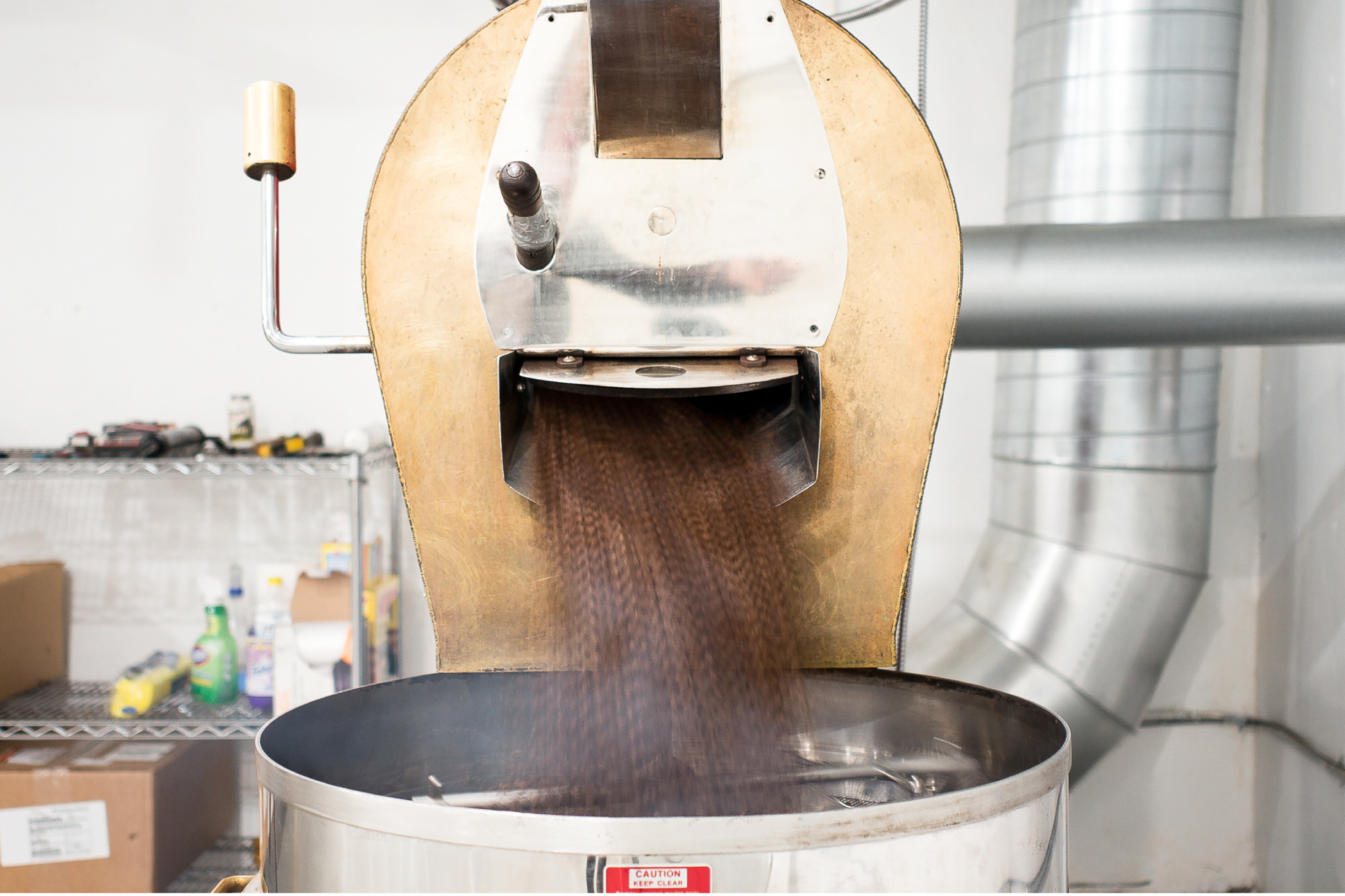 Fonseca Coffee - Roaster