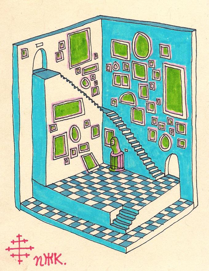 11:1 East stairwell, gallery e-infinity.jpg