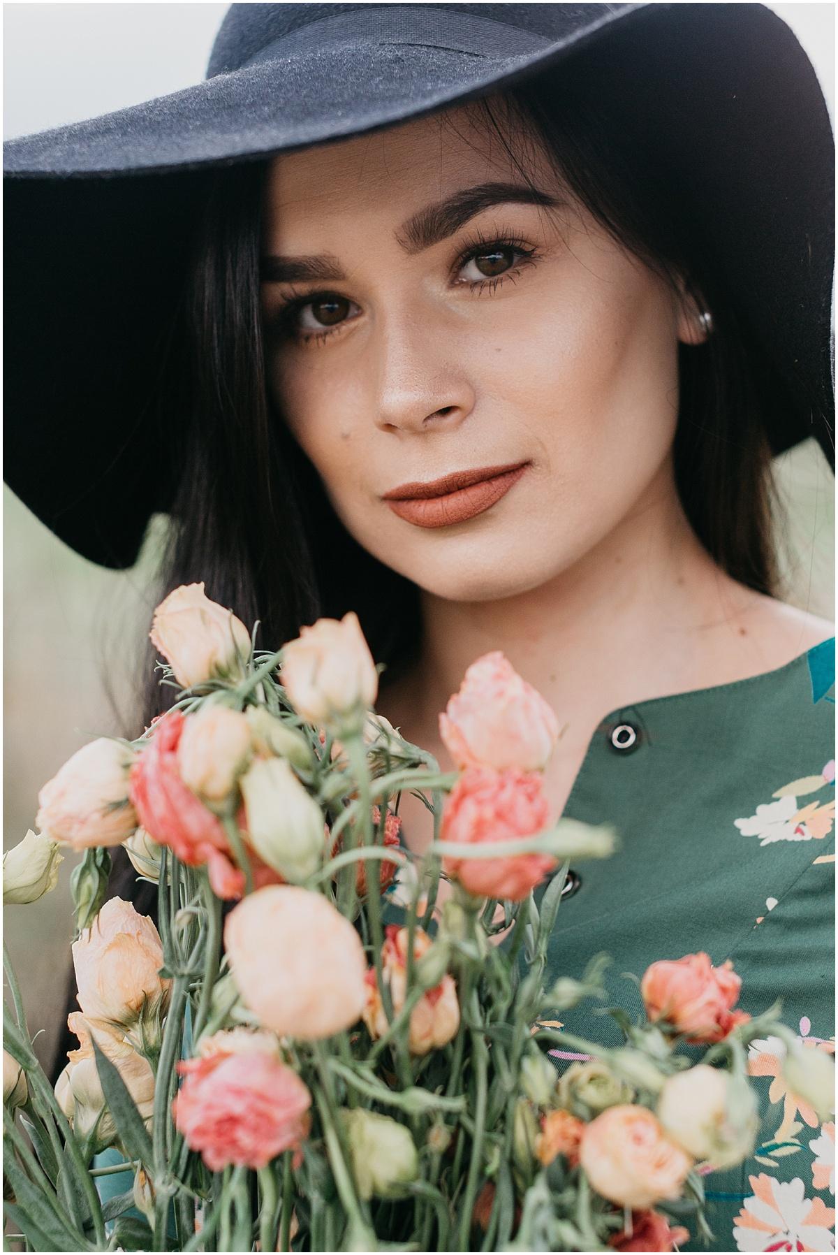 Alissa Summer Portrait Session Blenheim | Carmen Peter Photography