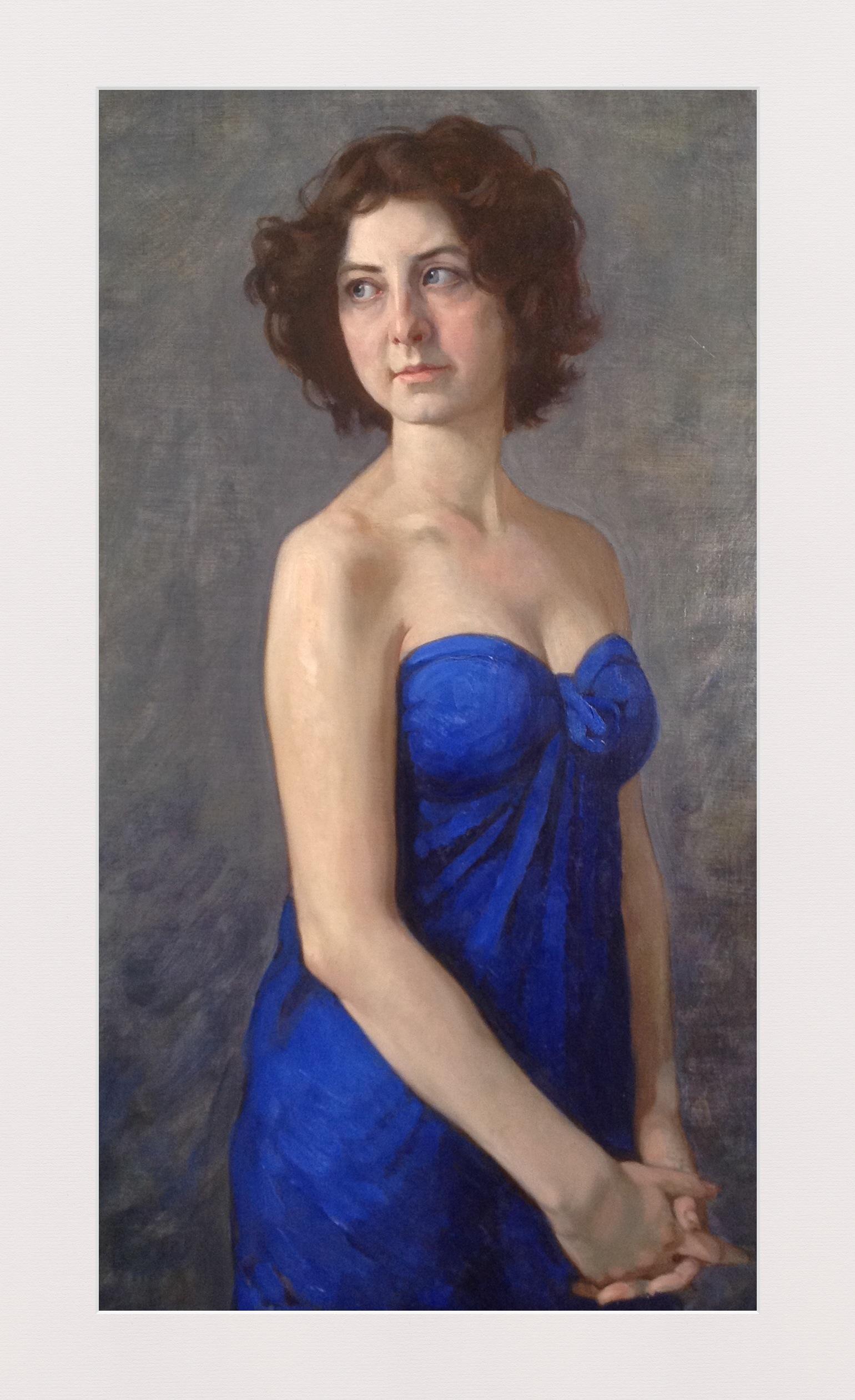 45x75cm Katya; 2013oil on canvas.jpg