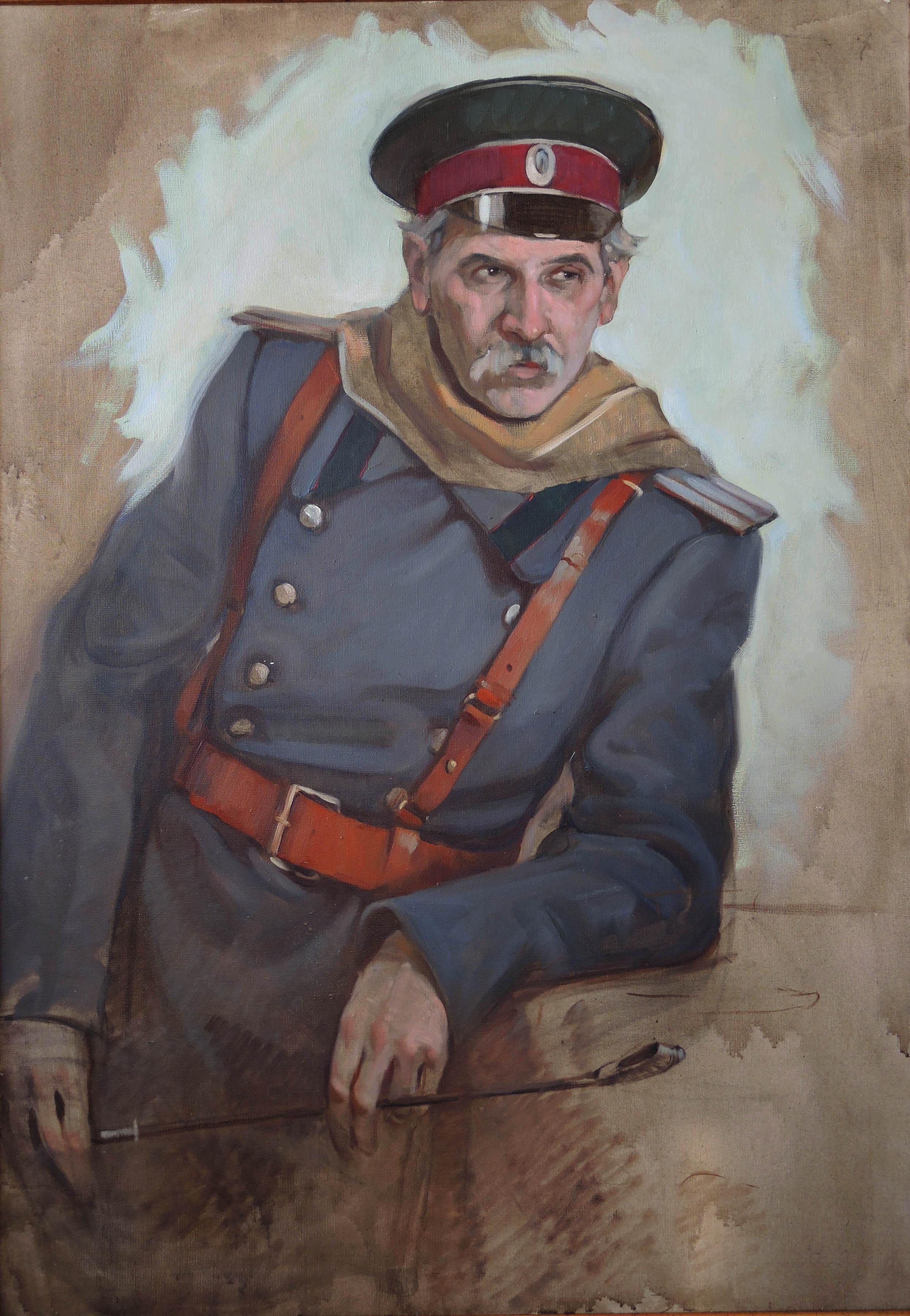 Cossack 100x70 cm 2014.jpg