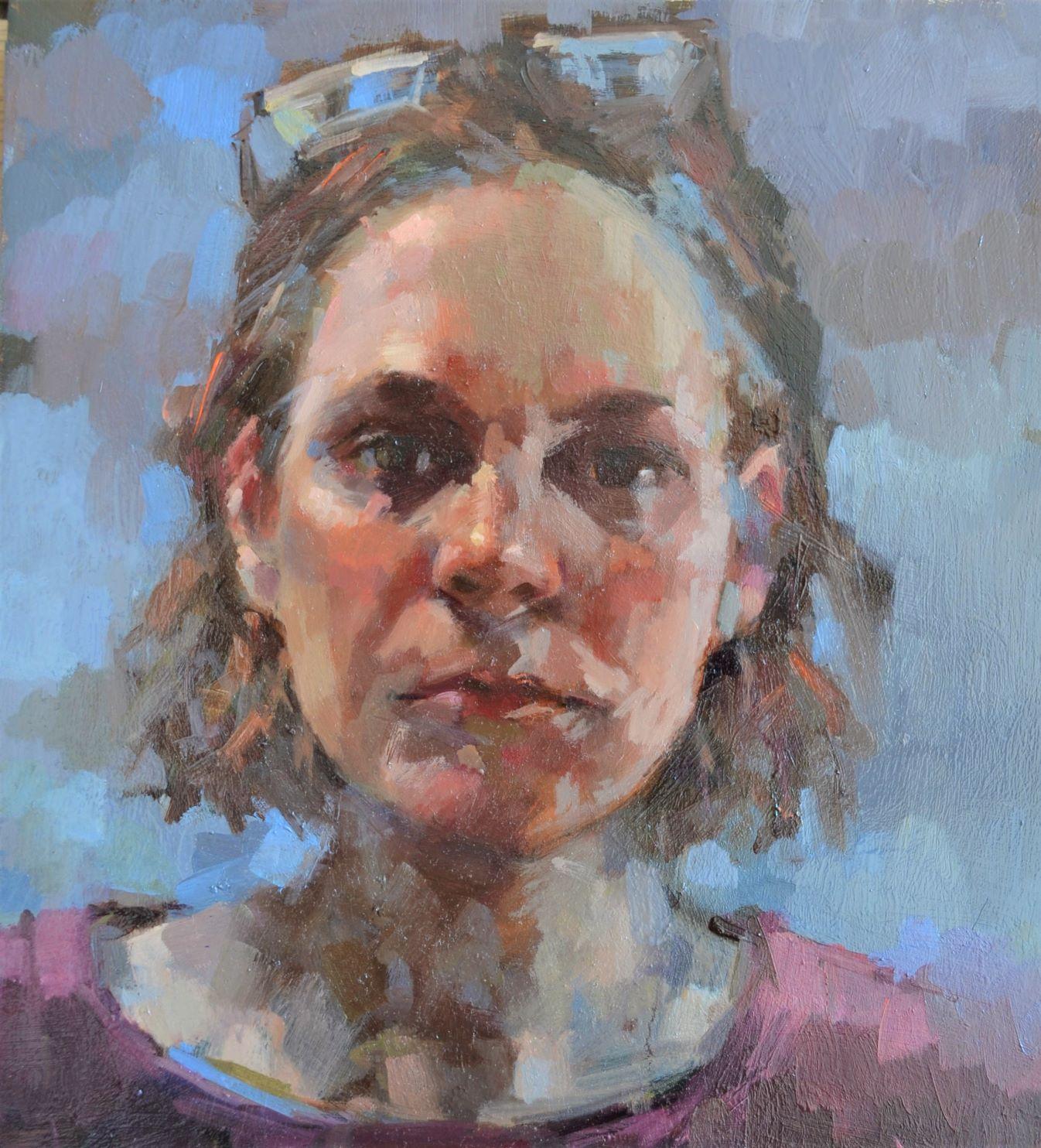 Bairbre Duggan, Self portrait