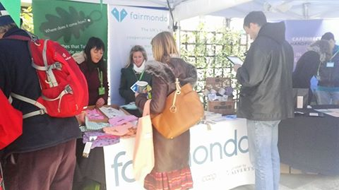 Thanks to  Fairmondo UK  for the opportunity to sell at the Triodos Bank Annual meeting today and to reach out to like minded individuals. It was an honour to finally meet the kind hearts behind the cooperative.  Our UK followers can find Lumago jewelry online at  https://fairmondo-uk.sharetribe.com/en/lumagodesigns