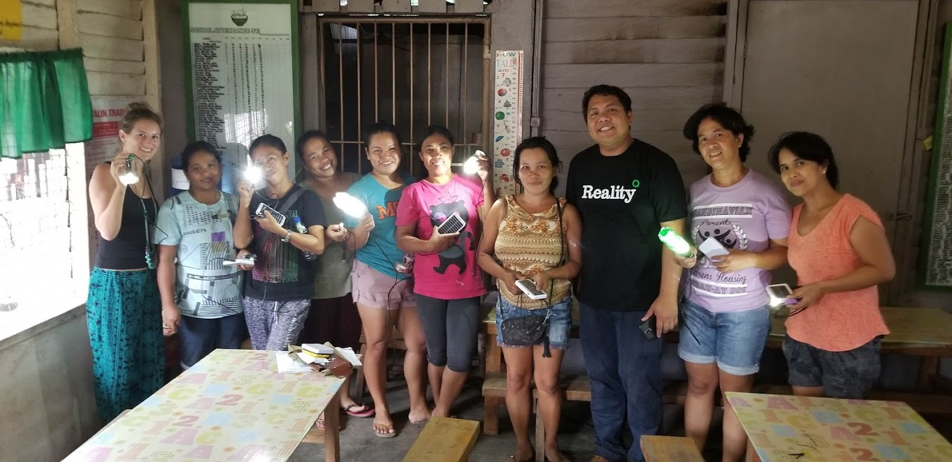 Solar Lamp Workshop