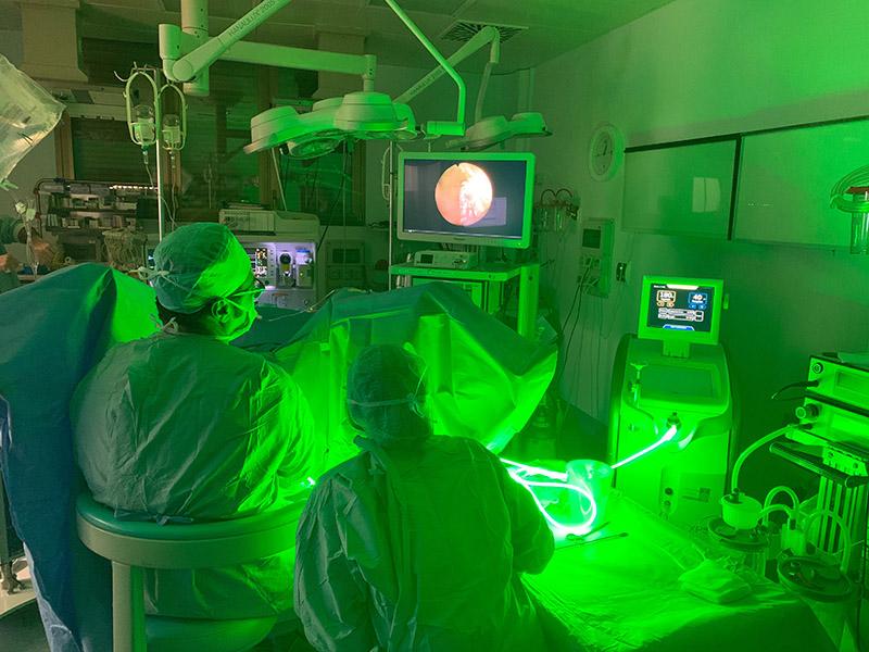confronti con pazienti operati di prostata
