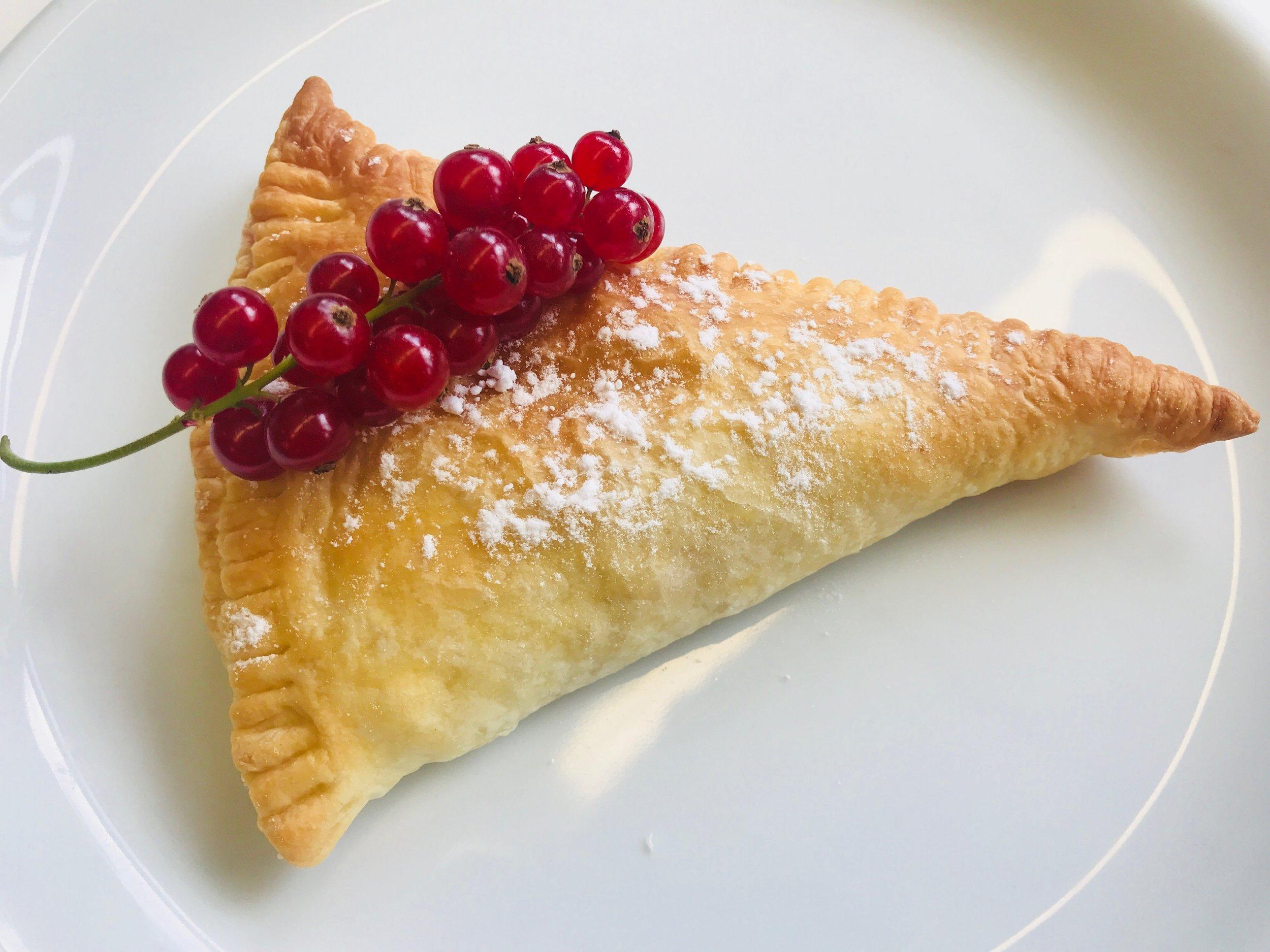 Johannisbeeren Desser - Easy Cooking