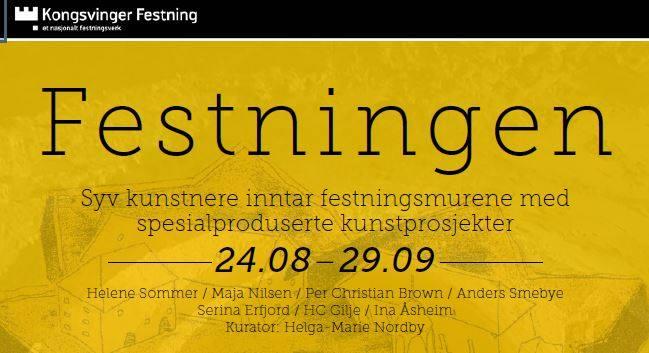 for more information:  Kongsvinger kunstforening   facebook