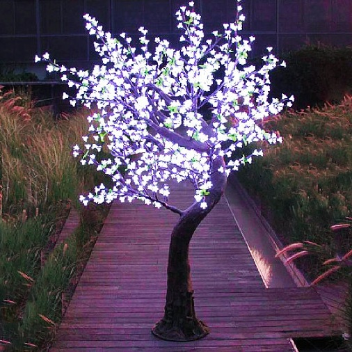 Led Cherry Blossom Trees For Hire Melbourne Decortree