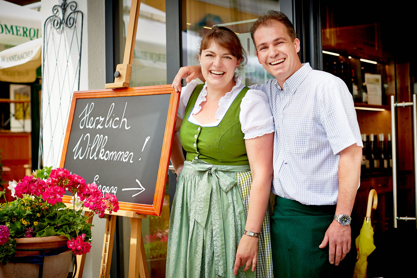 Elisabeth & Josef Wannemacher
