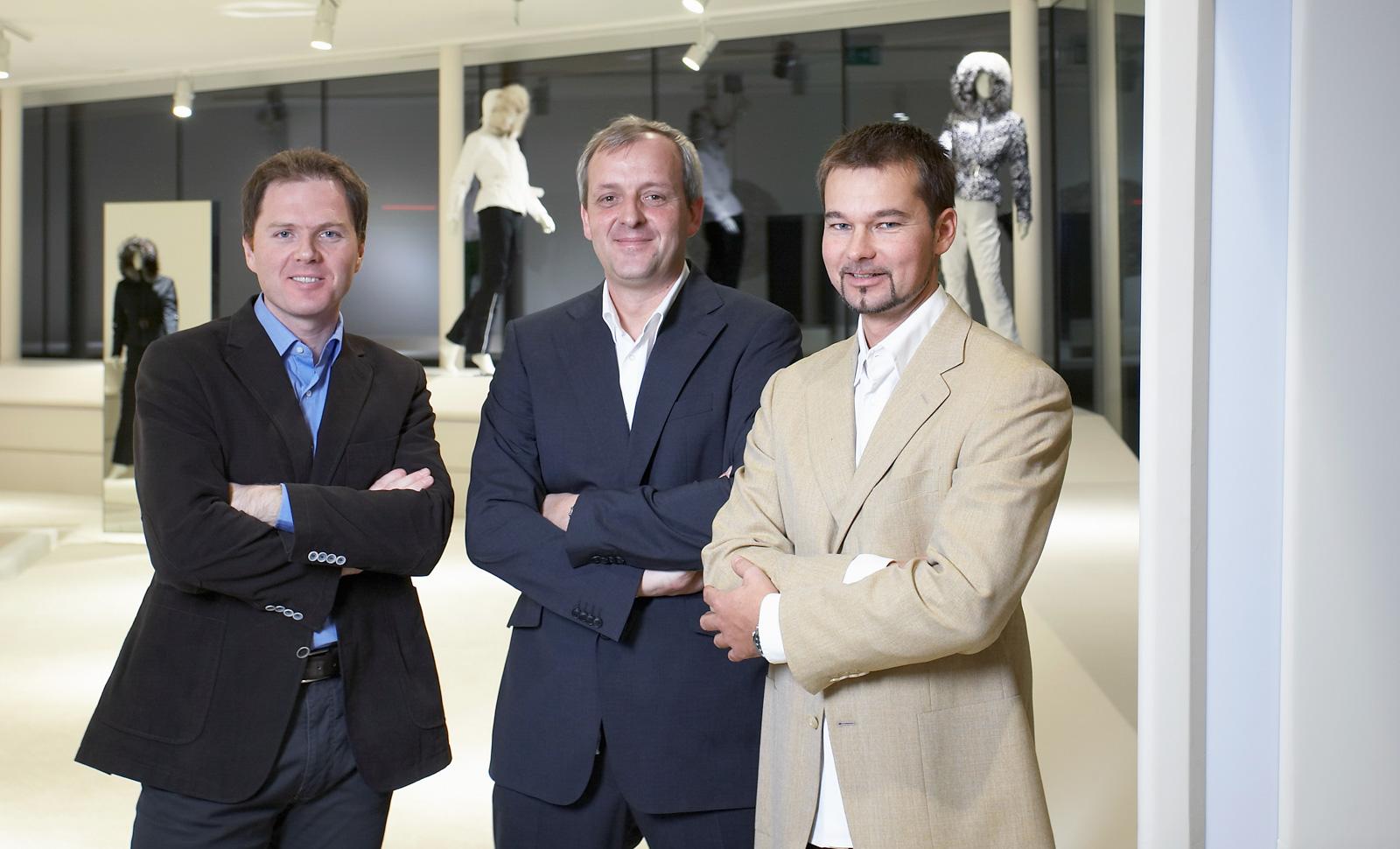 Markus Spitzbart, Karl Attwenger & Markus Huber