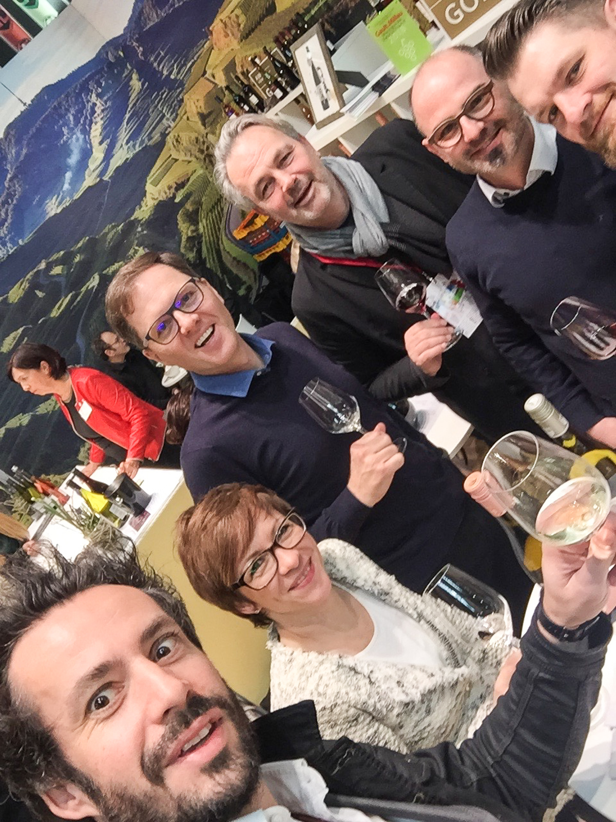 Florian Mainx, Alexandra Hiss, Markus Spitzbart, Norbert Grabensteiner, Andreas Hiss, Manuel Mößner