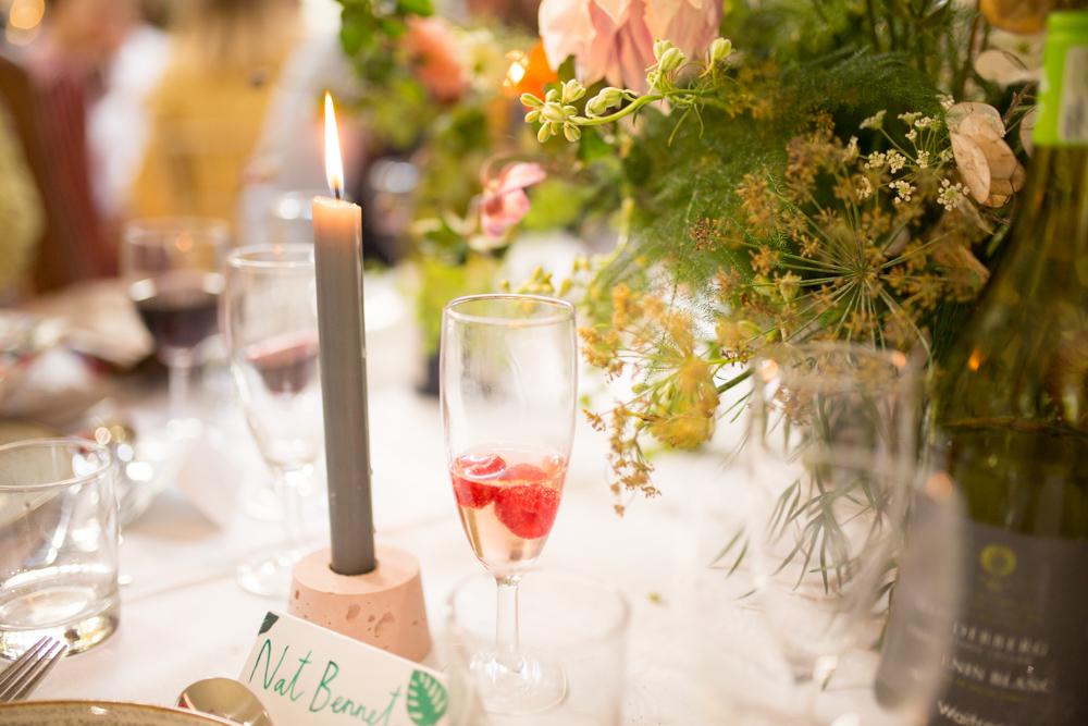 sula bailie wedding table centrepiece florist