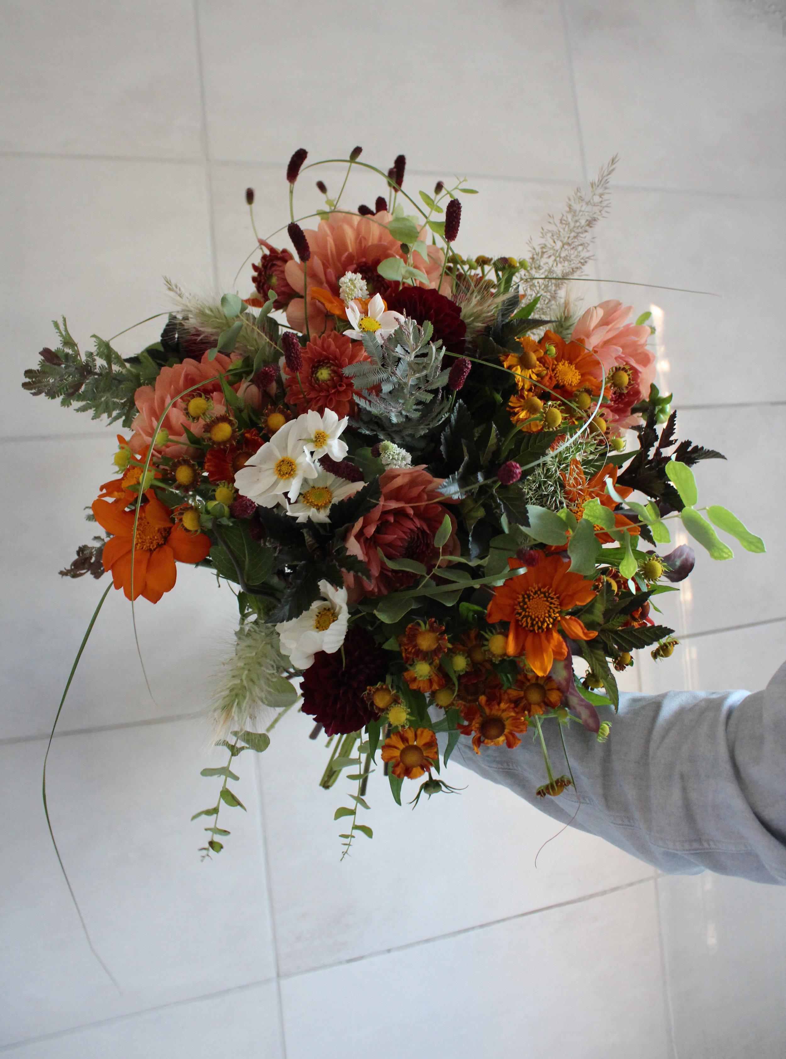 wedding bouquet gift london british