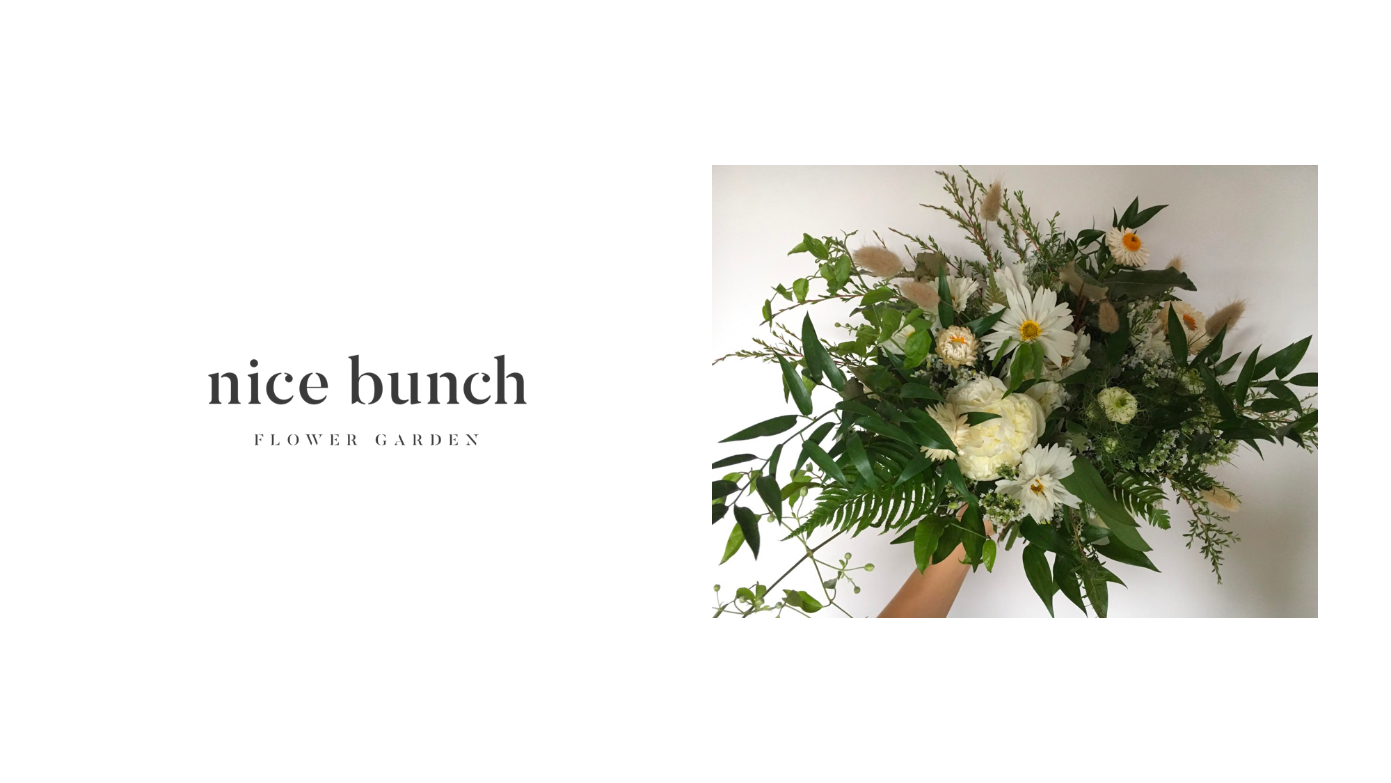 Nicebunch flowers sula location the mildmay club london hackney ethical british luxury bouquet