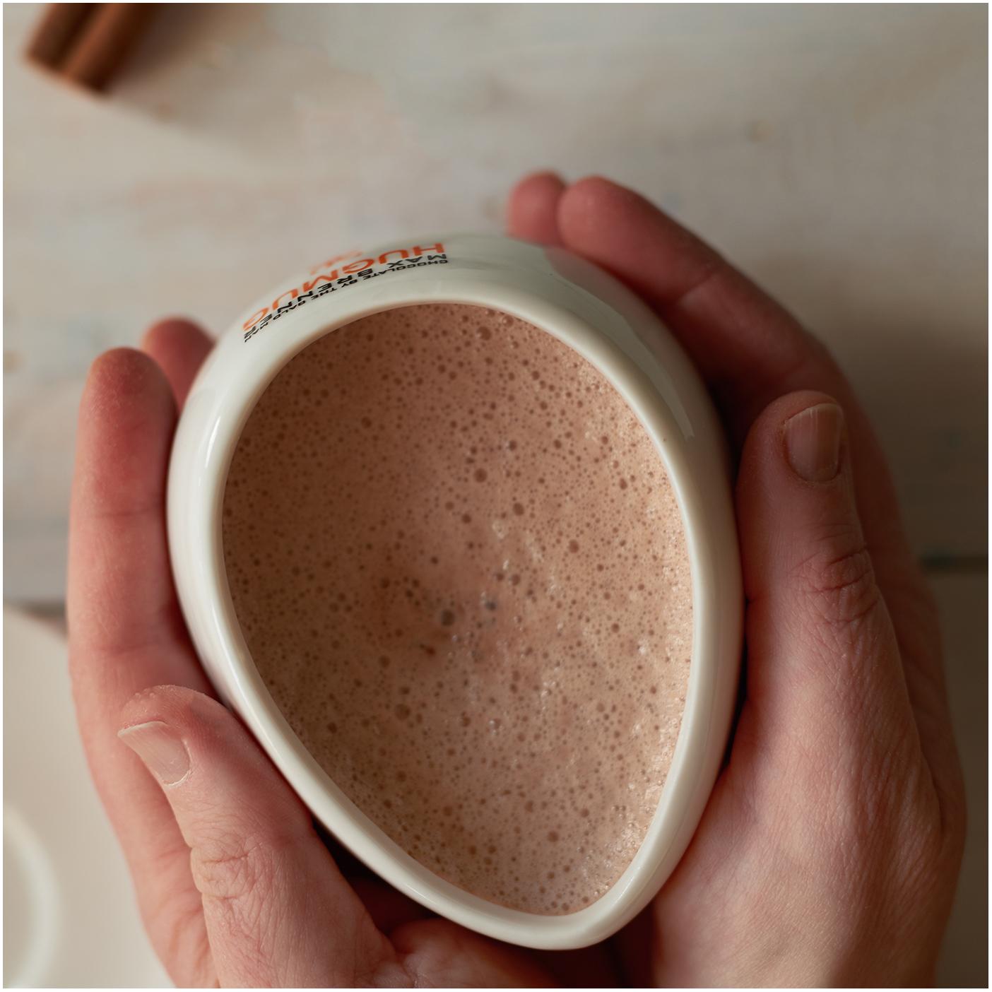 Served in my favourite hug mug. Bliss!