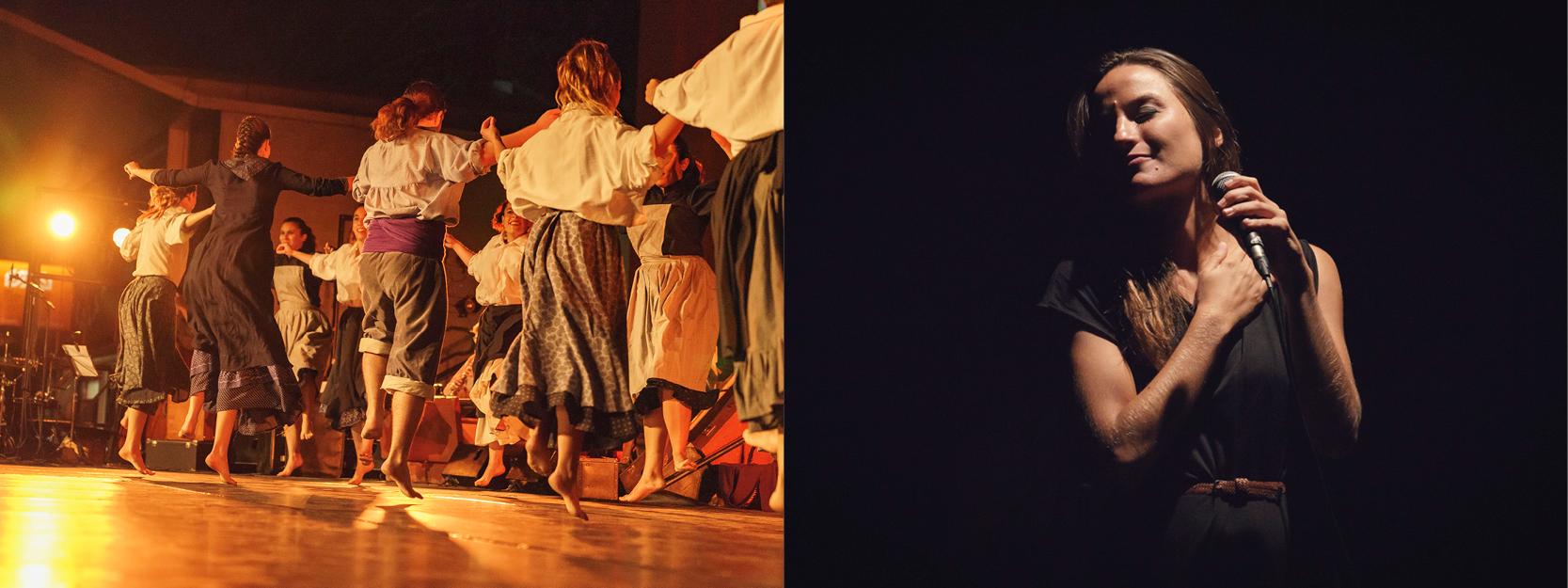 Esdeveniments - Resportatges fotogràfics d'esdeveniments; espectacles, concerts, conferències, teatre i cultura tradicional.