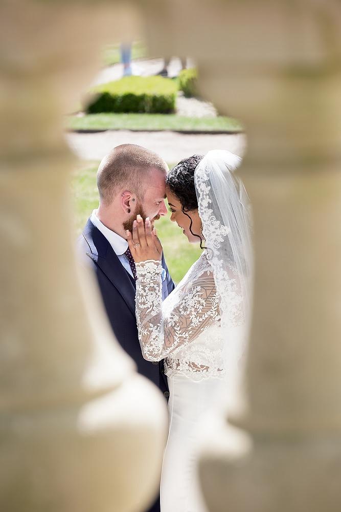 trouwreportage in Clingendael Den Haag