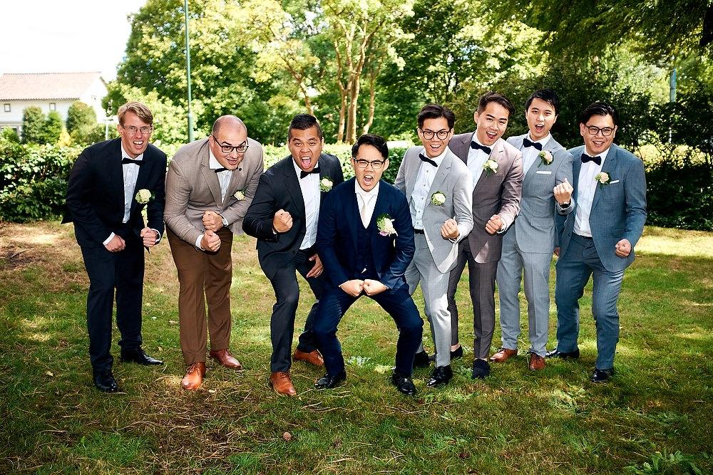 trouwshoot bruidsfotografie_groepsfoto mannen