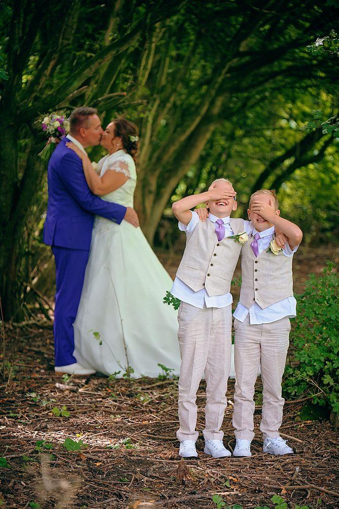 trouwshoot bruidsfotografie kinderen