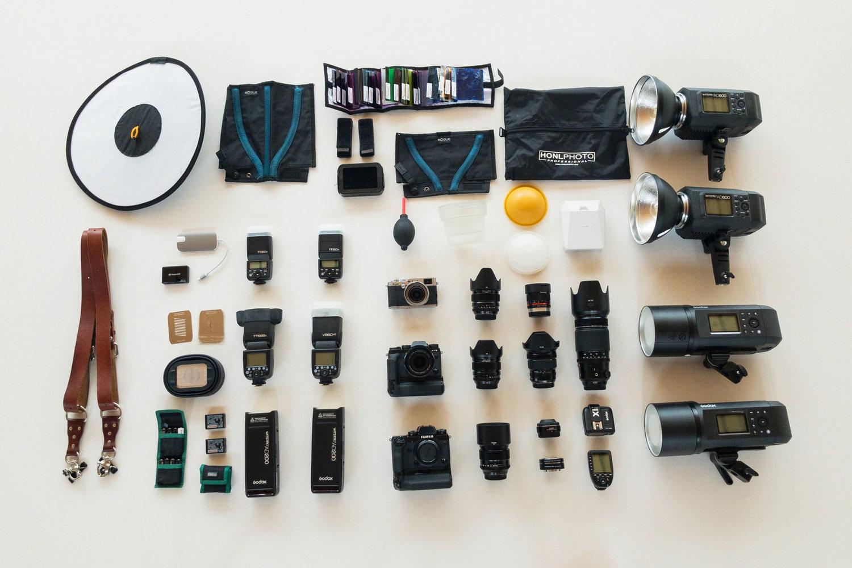 Welke apparatuur gebruik ik tijdens een trouwreportage