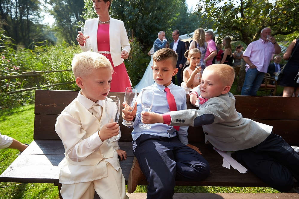 Huwelijksfotografie in Almere met Eric en Jessica