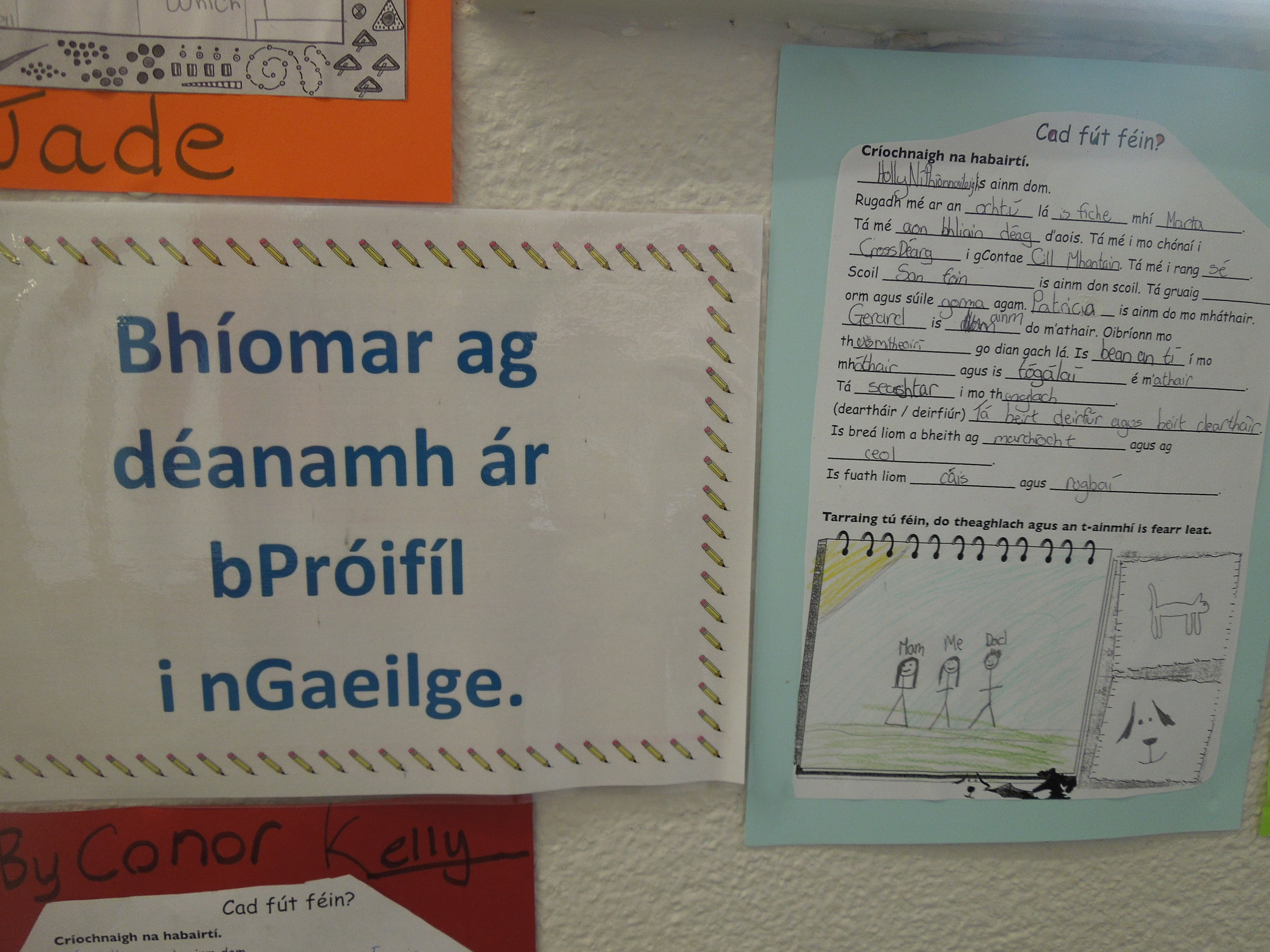 Gaeilge