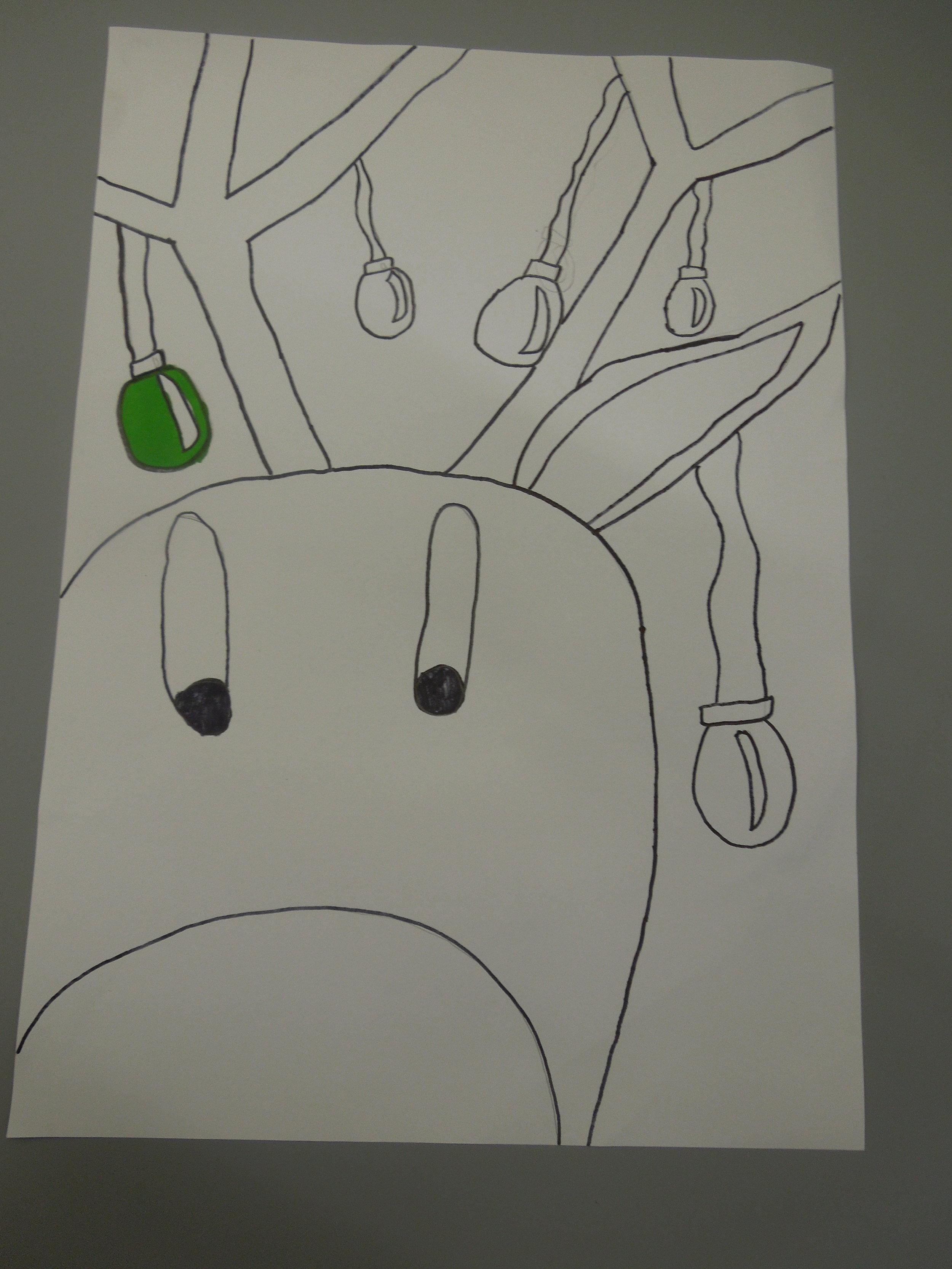 Nosy Reindeer