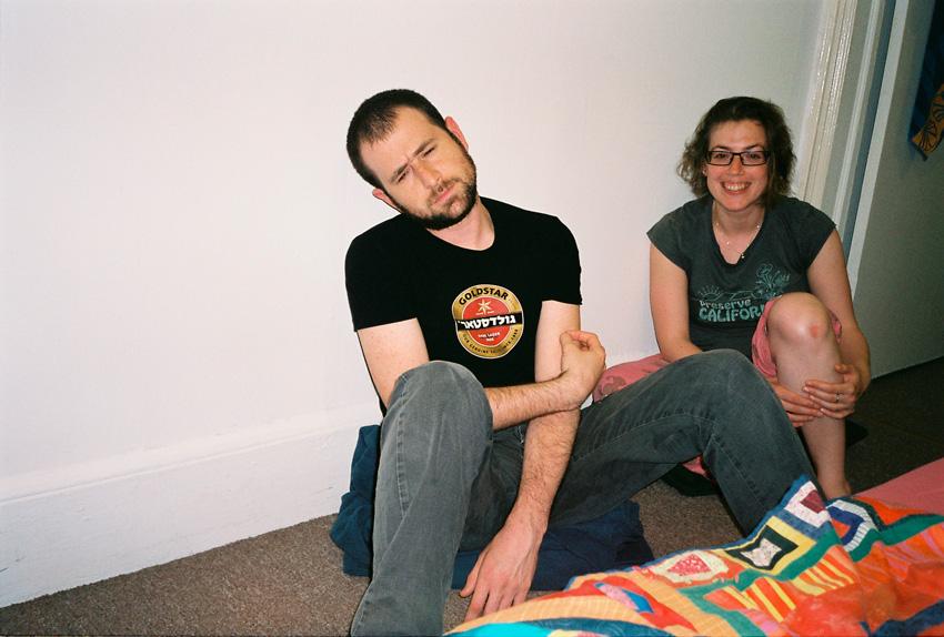 29.4.11 - bronx-Ido&Michal