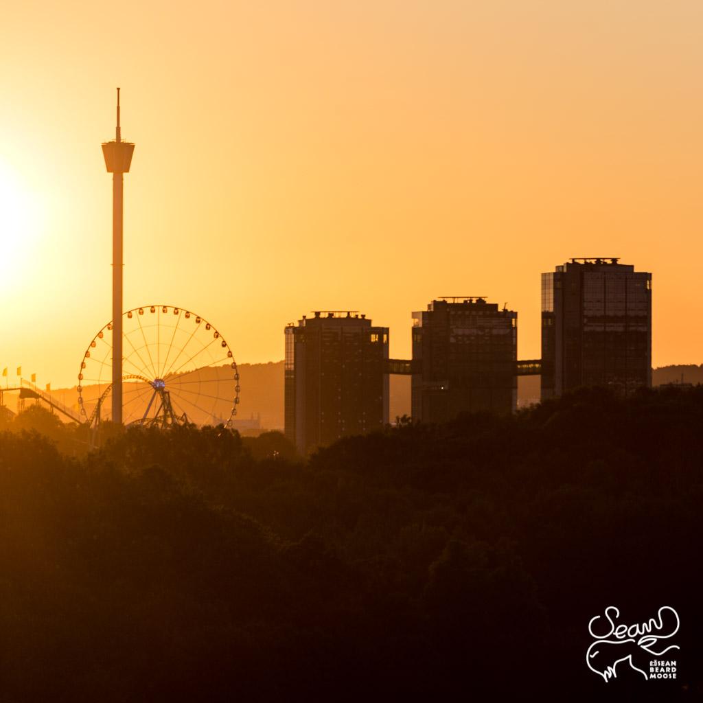 Gothenburg Sunset - [200mm f4 1000s iso100]
