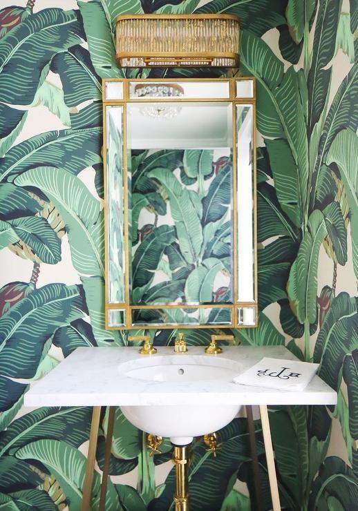Het jungle-effect in de toiletten