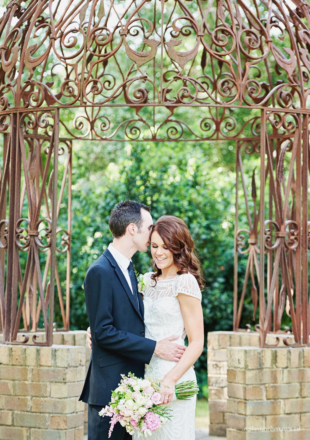 adelaide botanic gardens wedding photography