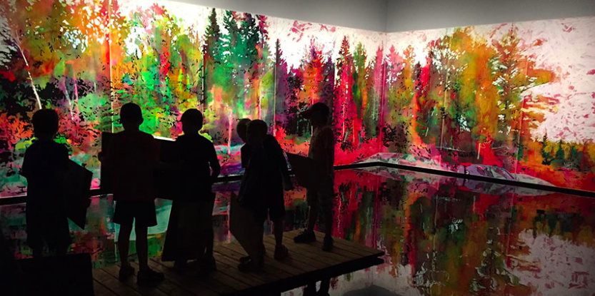 Gallery Stratford offers wide ranging exhibits and fun art classes.