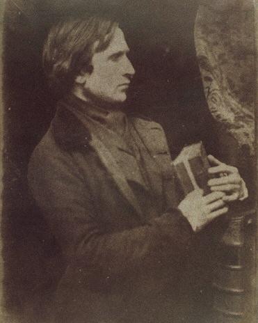 Robert Adamson  courtesy of Scottish National Portrait Gallery