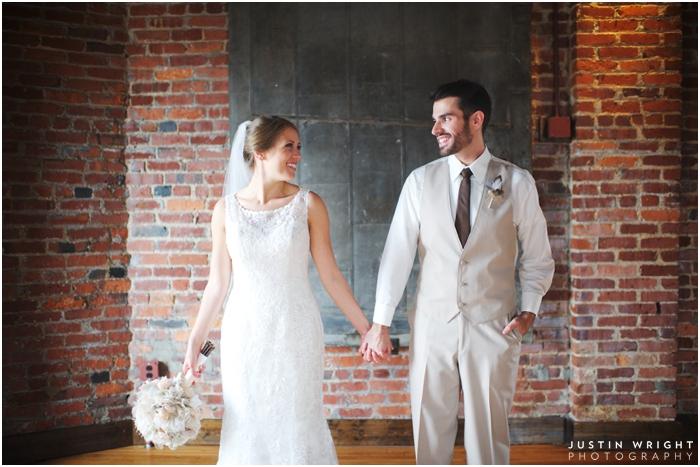 cannery ballroom wedding