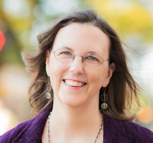 Mary Morgan, founder & executive Director of The CivCity initiative, an Ann Arbor nonprofit.