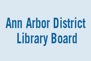 Candidates for the Ann Arbor District Library Board