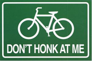 Don't Honk At Me