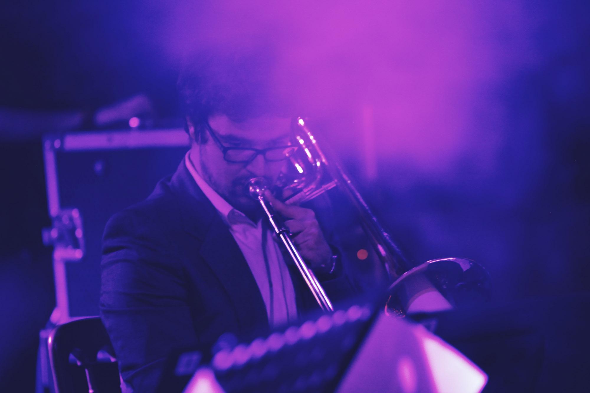 Rui Pedro Alves, trombone
