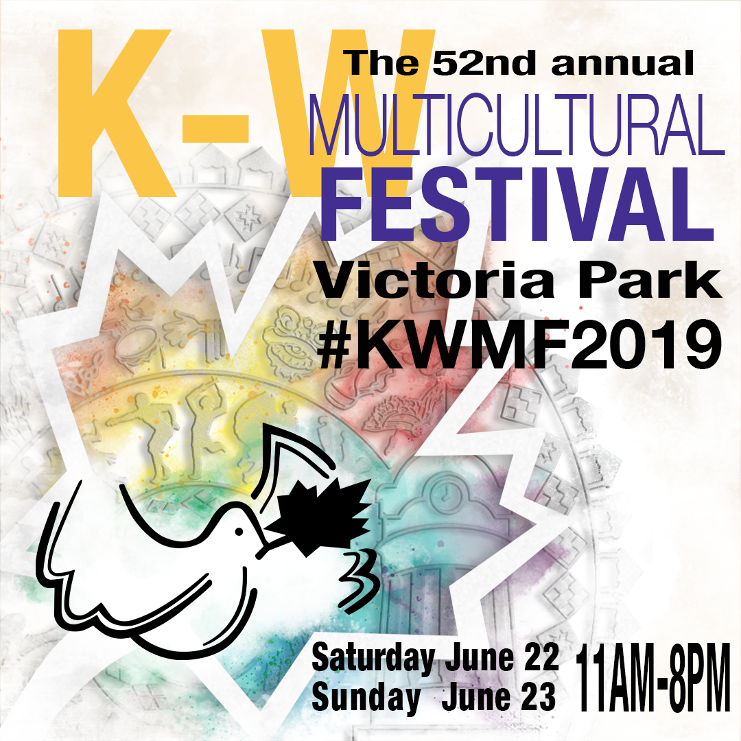 @FairvoteWRC at the KW Multicultural Festival #KWMF2019 @ Victoria Park