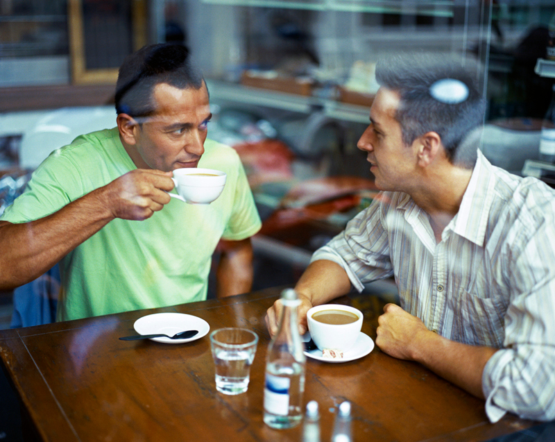 Conversational English Program - We match volunteers with newcomers to Canada who want to improve their conversational English skills for everyday living.Volunteers and newcomers meet for one to two hours every week for about six months in public places like coffee shops, community centres and libraries. Participants can choose to talk about anything at all - life in Canada, family, education, sports or even the weather!