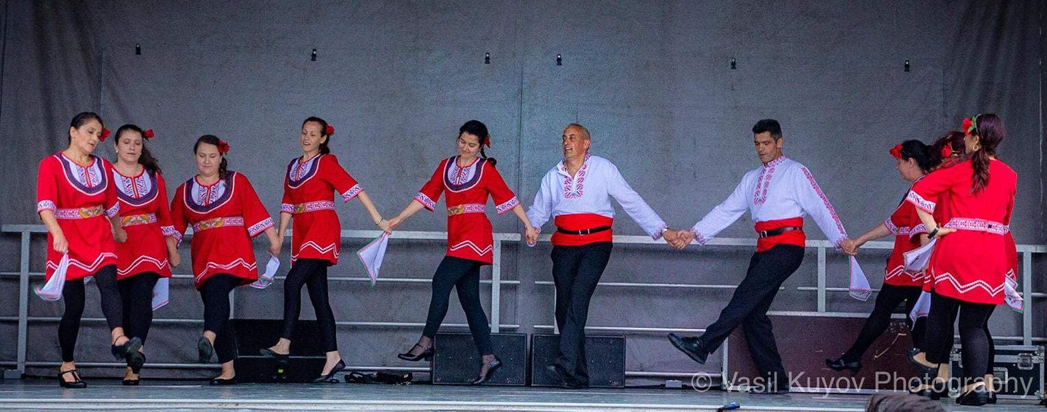 Bulgarian Folk Dance Club 'Hopa-Tropa, Eha-ha' - Saturday 12:00 PM